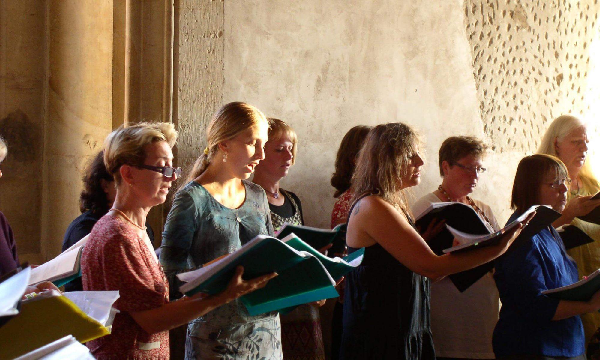 European Overtone Choir Week 2019